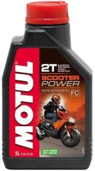 Масло Motul SCOOTER POWER 2T, 1 лiтр, (832101, 105881)