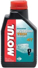 Масло Motul OUTBOARD TECH 4T SAE 10W30, 1 лiтр, (852111, 106453)