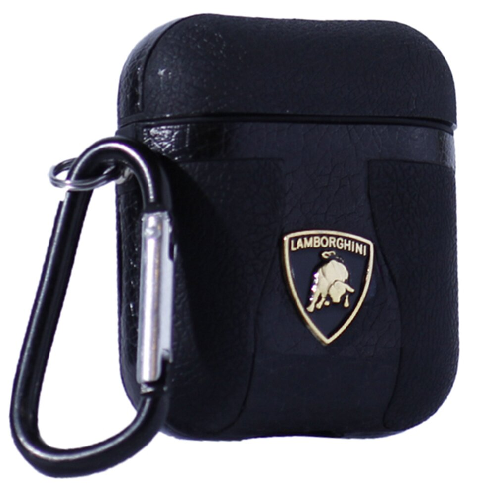 Чехол для Car Logo Airpods Case Lamborghini