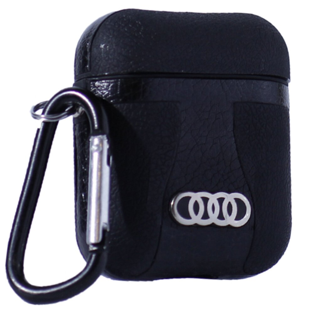 Car Logo Airpods Case Audi