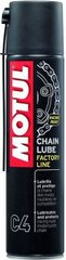 Мастило ланцюга Motul C4 CHAIN LUBE FACTORY LINE, 400 мл, (815616, 102983)