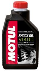Масло для амортизаторiв мотоциклiв Motul SHOCK OIL FACTORY LINE VI400, 1 лiтр, (812701, 105923)